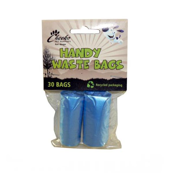 Poop Scoop Bag 30s